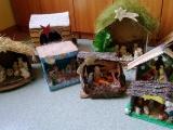 Sukcesy naszych uczniów w XXV Kociewskim Konkursie Plastycznym na Najciekawszą Szopkę Bożonarodzeniową