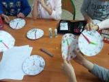 Obliczenia zegarowe klasy IIIc
