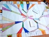 Zaprojektowaliśmy i stworzyliśmy własną grę planszową