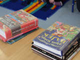 Wprowadzenie uczniów klas pierwszych do biblioteki